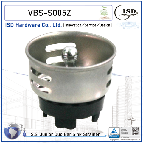 Replacement Basket Strainer