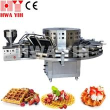 HY-910L Large Automatic Continuous Waffle Biscuit Machine