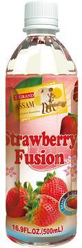 Strawberry Fusion Flavored Water Beverage  (500 ml)