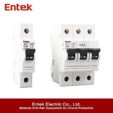 Miniature Circuit Breaker 10kA MCB 2P