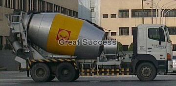 Concrete Truck-mixer