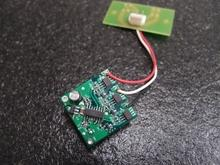 BDC motor driver for electric clipper