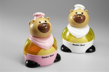 Taiwan Master Bear doll-Jelly and soft sweet