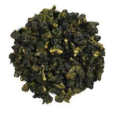 Alishan Oolong tea
