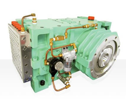 PCM Air-cooling Gearbox