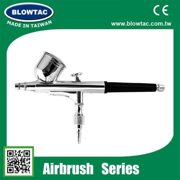 SA-729 Double Action gravity-feed Airbrush