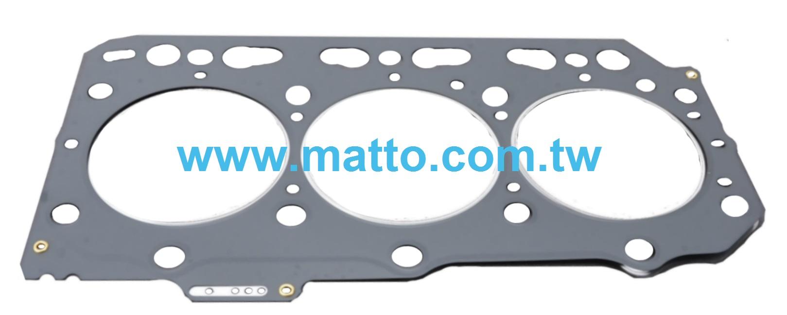 Yanmar 3TNE84//3TNV84 Diesel 84mm Head Gasket 129002-01331 12900201331 Y12900201331 New Parts