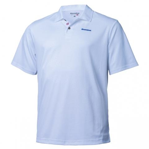 Sport Polo Shirt,White