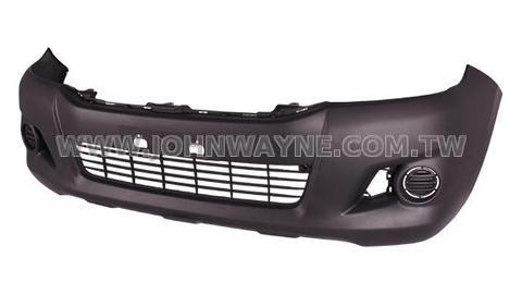 FRONT BUMPER WITH GRILLE FOR TOYOTA HILUX VIGO