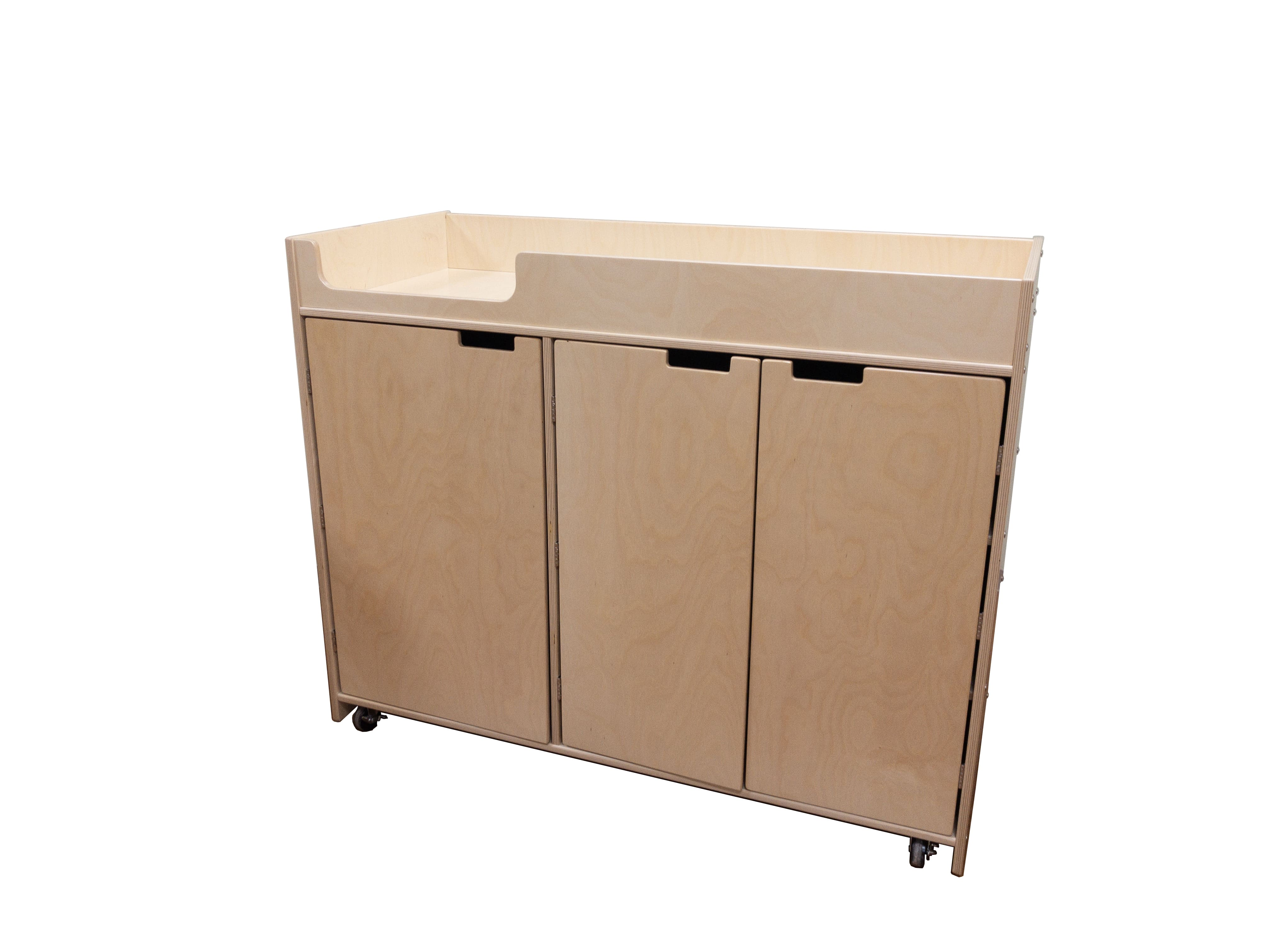 Baby Changing Table For Changing Diaper Wooden Cabinet With Doors Taiwantrade Com