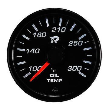 car meter gauge in Fahrenheit 45 mm