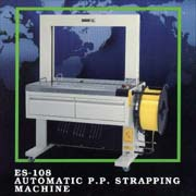 ES-108 Automatic P.P. Strapping Machines