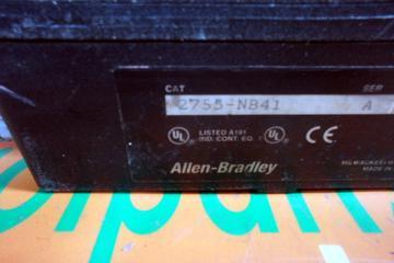 ALLEN-BRADLEY 2755-NB41