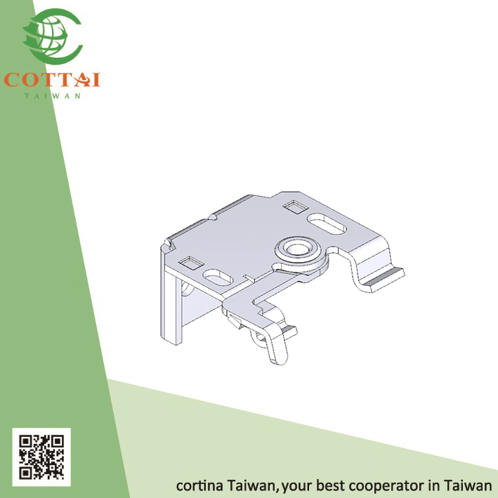 Cottai Bracket For Cordless Roman Wall And Ceiling Mount