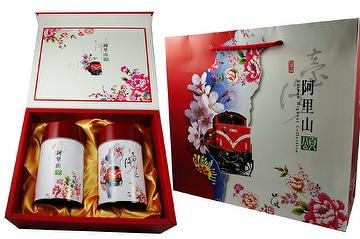 台湾印記シリーズ-阿里山ギフトボックス