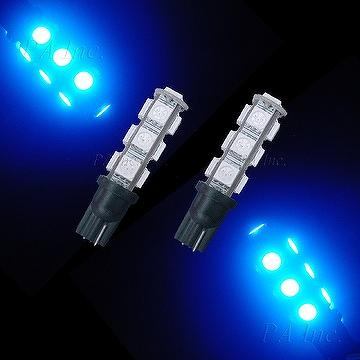 Car Use LED EPISTAR CHIP 13 SMD T10 194 LED Signal Tail Light Bulb