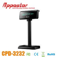 Appostar Customer Display CPD 3232 Front