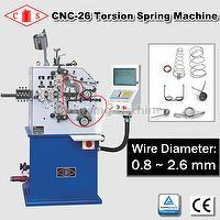 CNC-26 Taiwan Compression Spring Machine