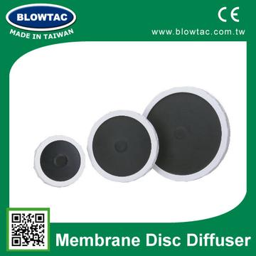 Wastewater treatment epdm membrane diffusers