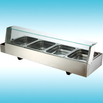 HY-563 Food Display Warmer