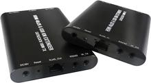KVM Switch HDMI Extender Over Single Cat 5e/Cat