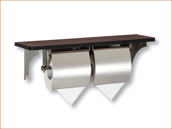 Taiwan Shelf Double Recessed Toilet Tissue Holder Taiwantradecom