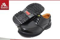 S Class - Oxford (Black) - Safety Shoes