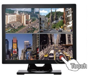 Touch TFT LCD, MONITOR, LED, Display, CCTV, Surveillance, Industrial, Retailer