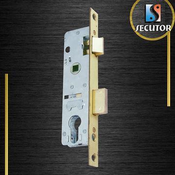 Taiwan United Kingdom 23mm Backset Narrow Stile Door Lock