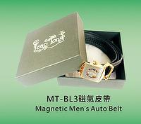 Magnetic men's auto belt