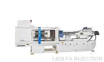 HYBRID SYSTEM - SINGLE CYLINDER DIRECT CLAMPING DRIVE HIGH EFFICIENCY INJECTION MOLDING MACHINE