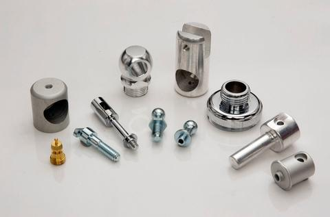 International Standard CNC Turning parts