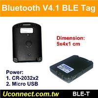 Bluetooth BLE Beacon Tag
