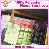 100% Polyester Fleece Covered Hot Water Bottle Fabric Stock Lots
