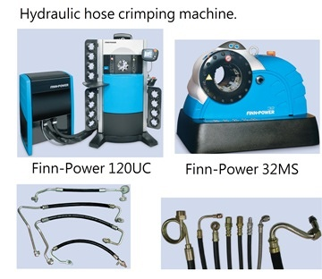 台湾のHydraulic hose crimping machine | Taiwantrade