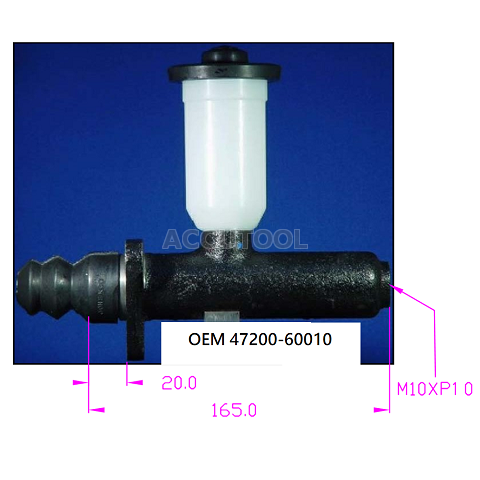 Taiwan 10 unit Cylinder Sub-Assembly compatible with Toyota