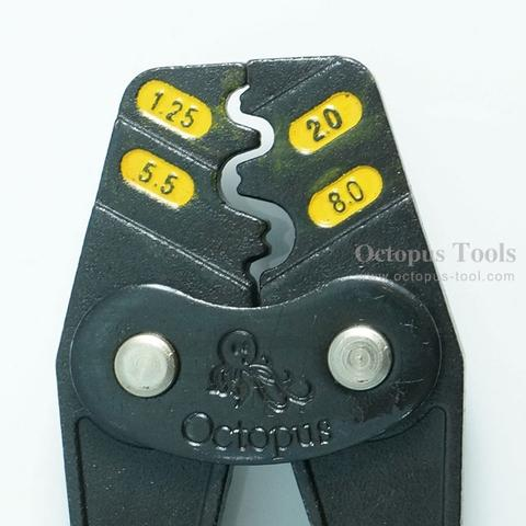 Octopus Crimping Tool 1.25 - 8mm2
