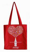 Eco-friendly Canvas  Shopping Tote Bags with lining