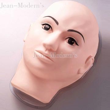 Permanent Makeup Mannequin Mask_jean-modern's