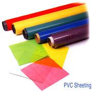 PVC Sheet -Colorful Transparent (Normal Clear & Super Clear)