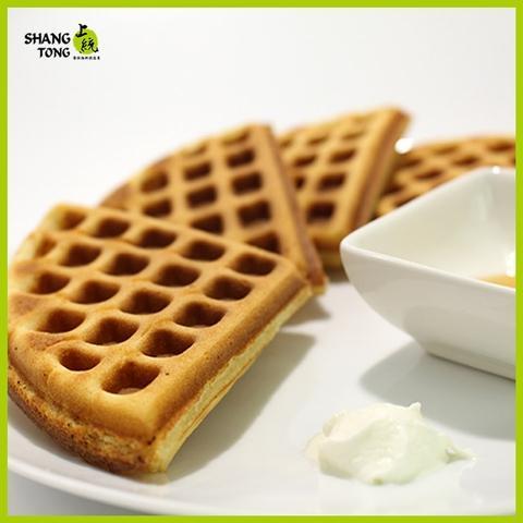 Waffle powder two