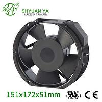 6 Inch AC Small Exhaust Air Axial Ventilation Fans