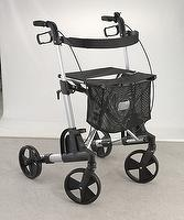 Alum. 4-Wheel Rollator