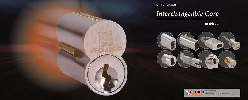 SECUTOR - Interchangeable Core