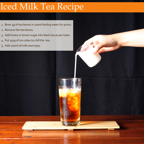 milk tea recipe
