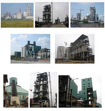 Cement Plant / Clinker Grinding Plant / Cement Bulk Terminal