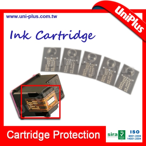 Factory price for cartucho hp 662 hp 662xl reset chip cartridge