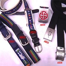Casual Belt, Webbing Belt