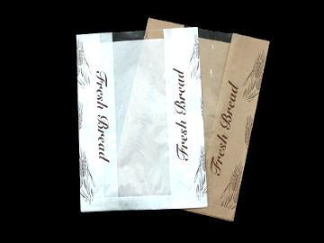 Fresh Bread Design Paper Bag, Packaging Bags & Nets