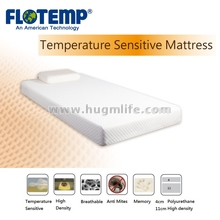 Flotemp Temperature Sensitive Mattress-Wide Single